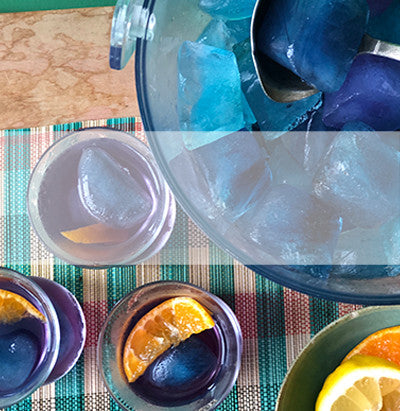 New! Azul Spa Tea >