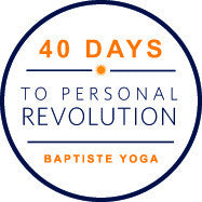 40 Days To Personal Revolution - Workbook