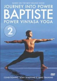 Journey into Power Baptiste Power Vinyasa Yoga: Level Two