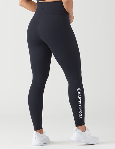 Glyder Apparel High Waist Pure Legging - Black