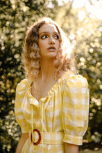 Aphrodite Dress - Sunshine Gingham (Pre-Order)