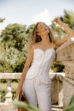 Provence Top - White (Made-To-Order)