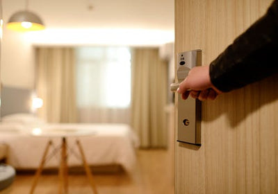Hotel Room Security Tips