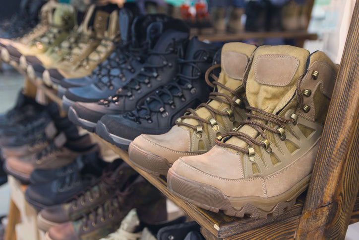 Difference in Tactical Boots vs. Tactical Sneakers