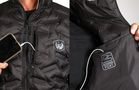 Down Range Jacket - hidden pocket