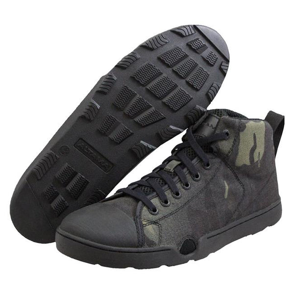 Altama Multicam Black OTB Maritime Assault Mid Shoes
