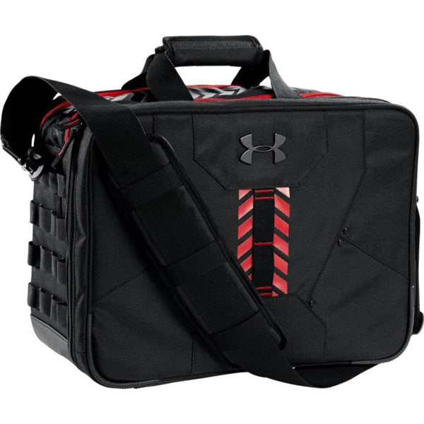 UA Tactical Range Bag Black Under Armour Range Bag - 1