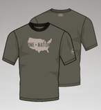 Under Armour UA Freedom One Nation Fill T-Shirt
