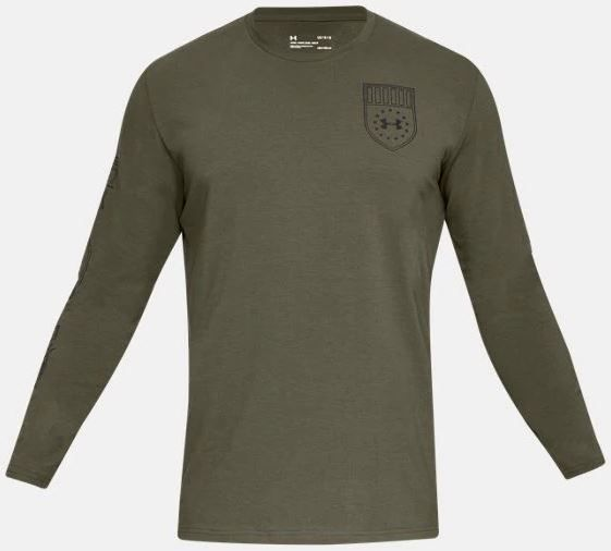 UA TAC Division Long Sleeve - NO RETURNS