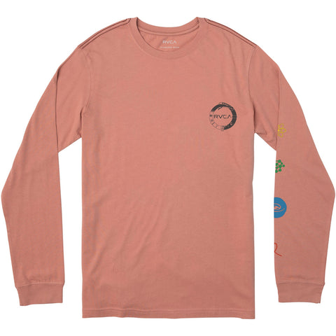 RVCA Infinity Long Sleeve Shirt - NO RETURNS