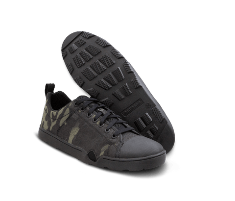 Altama Multicam Black OTB Maritime Assault Low Shoes