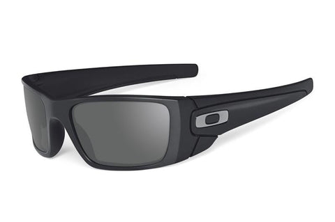 Oakley Fuel Cell Matte Black w/ Grey Oakley Shooting Glasses