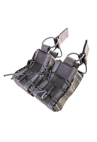 HSGI 40mm Taco Double Belt Mount High Speed Gear Magazine Pouches