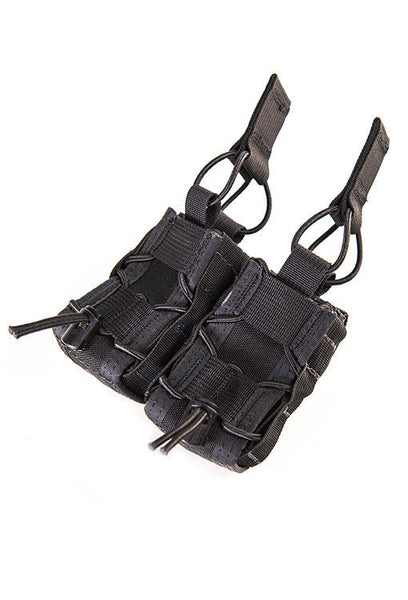 HSGI 40mm Taco Double MOLLE High Speed Gear Magazine Pouches - 5
