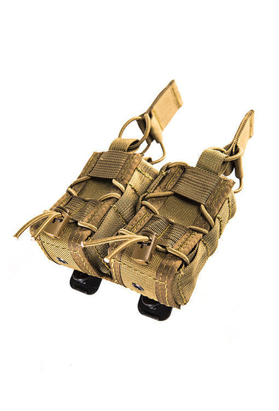 HSGI 40mm Taco Double MOLLE High Speed Gear Magazine Pouches - 1