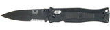 Benchmade 530SBK Spear point Combo Edge BK1 Blade Coating Benchmade Knives & Tools - 2