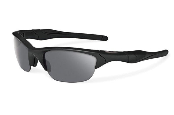 Half Jacket 2.0 Matte Black/Grey Oakley Shooting Glasses