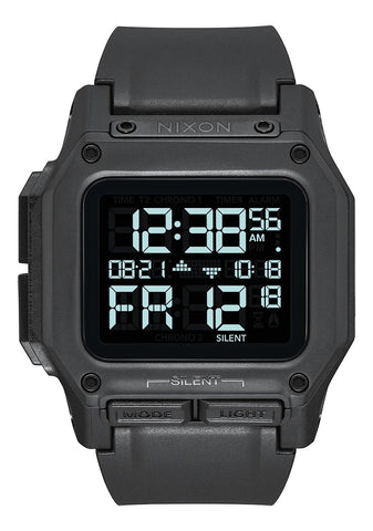 Nixon Regulus Watch - Black