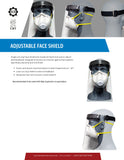 S&S Precision Adjustable Face Shield