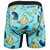 Battle Briefs Banana Clips Blue