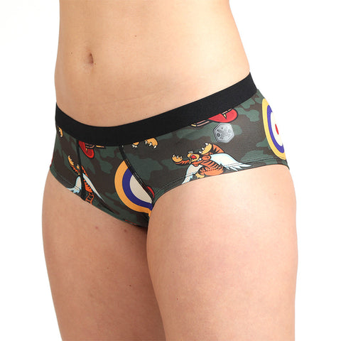 Battle Briefs WMNS Flying Tiger