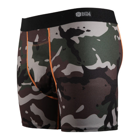 Battle Briefs Camo
