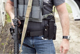 BFG Belt Mounted Low Rise M4 Mag Pouch