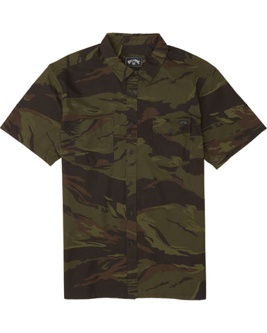 Billabong Surf Trek SS Button-up