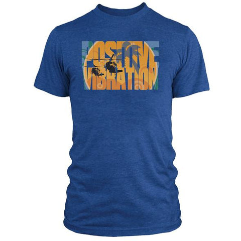 30 Seconds Out Blackhawk Positive Vibration Tee - NO RETURNS