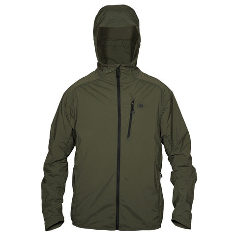 TD Breaker Full Zip DWR - NO RETURNS
