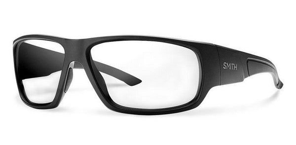 Smith Discord Elite Black Frame Clear Lens