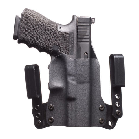 "BlackPoint Tactical Mini Wing IWB Holster 1.75"" - Glock 26/27"