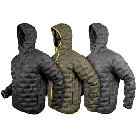 TD Down Range Hooded Jacket