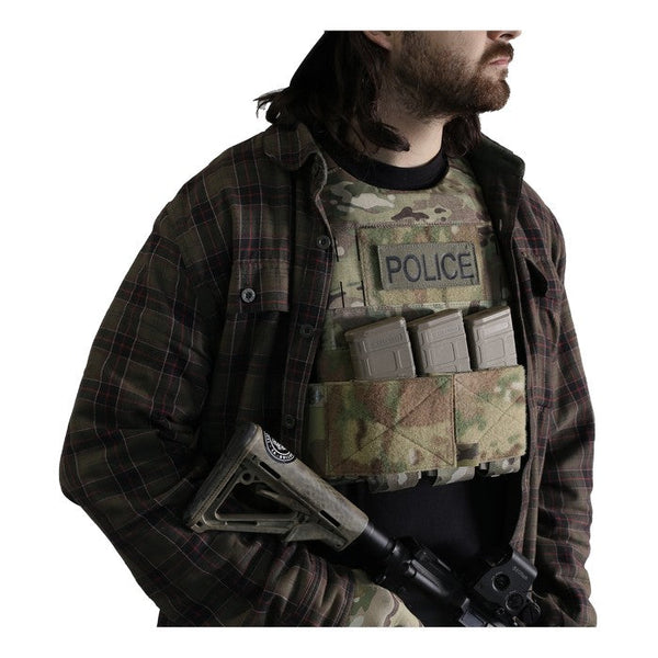 Ferro Concepts The Slickster Plate Carrier Tactical