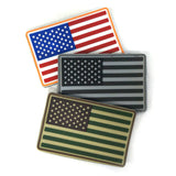 TD American Flag Patch Tactical Distributors Morale Patches - 1