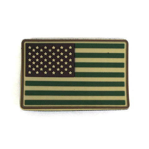TD American Flag Patch Tactical Distributors Morale Patches - 5