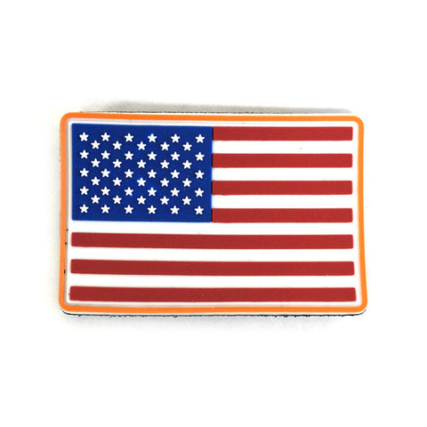TD American Flag Patch Tactical Distributors Morale Patches - 4