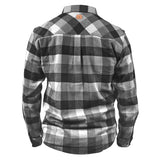 TD Tombstone Plaid Flannel - NO RETURNS