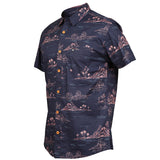 TD Frogman Button-Up - NO RETURNS