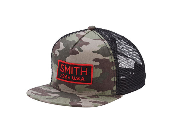 Smith Charter Mesh Back Hat Smith Optics Hats - 1