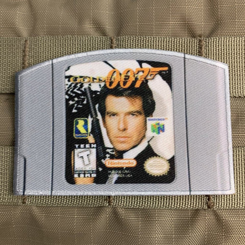Violent Little Goldeneye 007 N64 Morale Patch