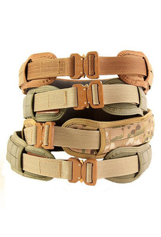 HSGI Slim Grip Padded Belt High Speed Gear Belts - 1