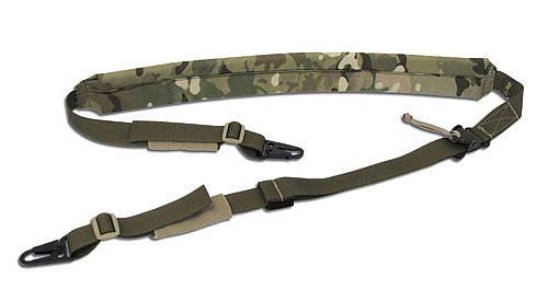 LBT Ultra-Light Two Point Padded Sling Multicam LBT Gun Sling - 1
