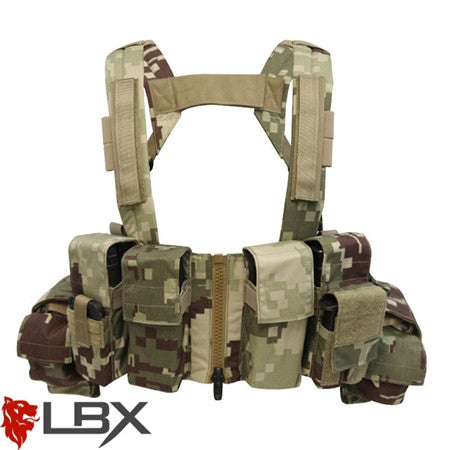 LBX Lock & Load Chest Rig PH Camo LBX Chest Rig