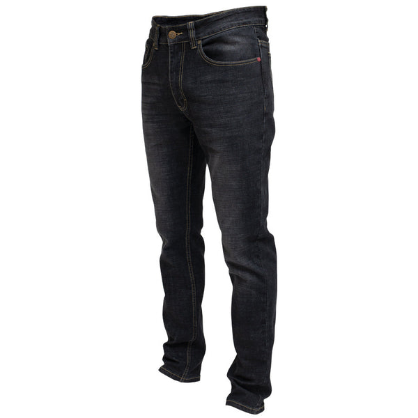 TD Legend Slim Black Wash Jeans