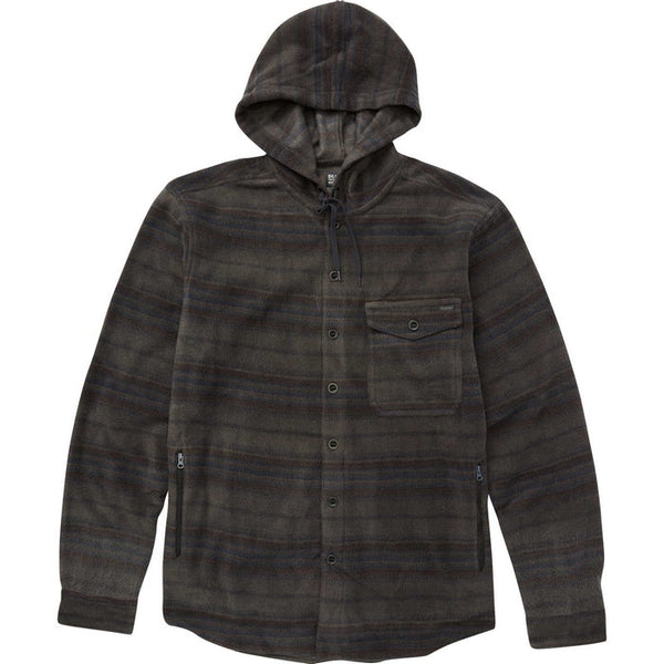 Billabong Furnace Hoody Flannel - SM ONLY! - NO RETURNS