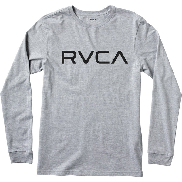 RVCA Big RVCA LS T-Shirt RVCA Long Sleeve Shirt - 1