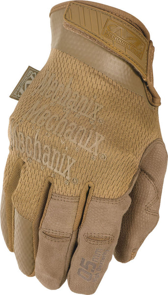 Mechanix Wear Specialty .5mm High-Dexterity Glv Coyote