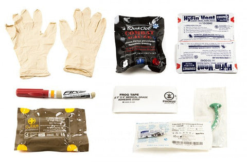 BFG Micro Trauma Kit Advanced Medical Supplies Refill