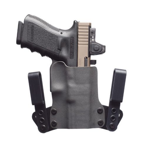 "BlackPoint Tactical Mini Wing IWB Holster 1.75"" - Glock 19/23"